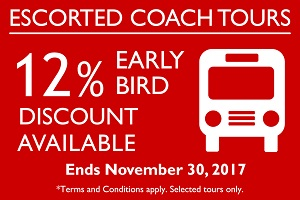 Britain Coach Tour - Special Offer