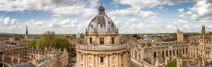 England Tours of Oxford