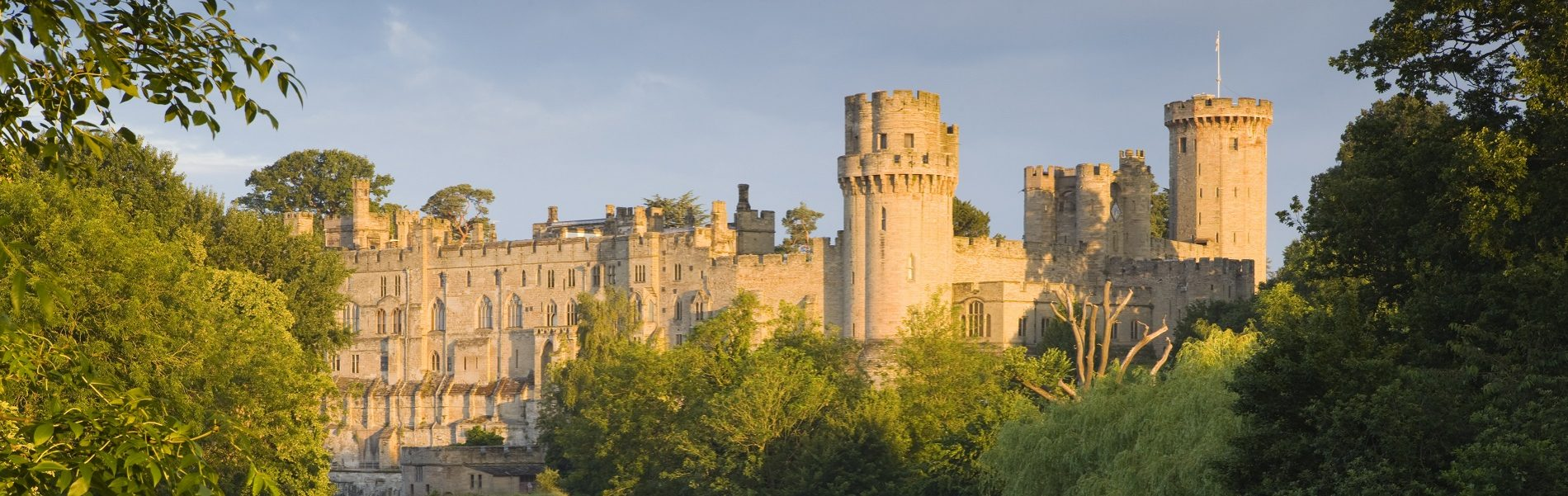 Tours of the Heart of England - Warwick Castle