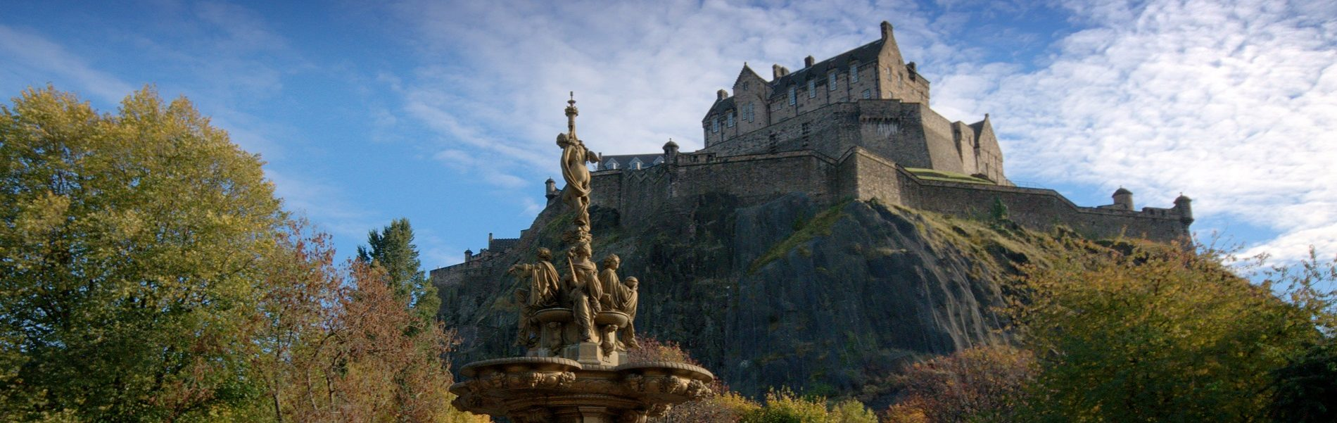 Tours of Scotland - Edinburgh Castle