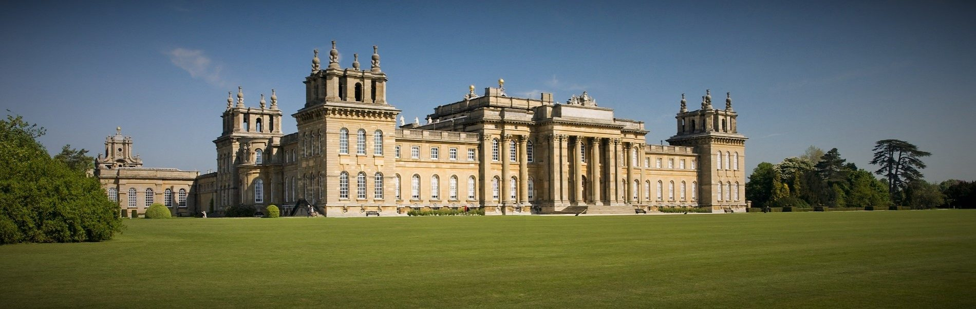 Castle Tours - Blenheim Palace