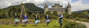 Scotland Toura - Scottish Dancing