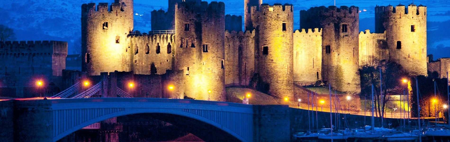 Wales Tours Conwy Castle