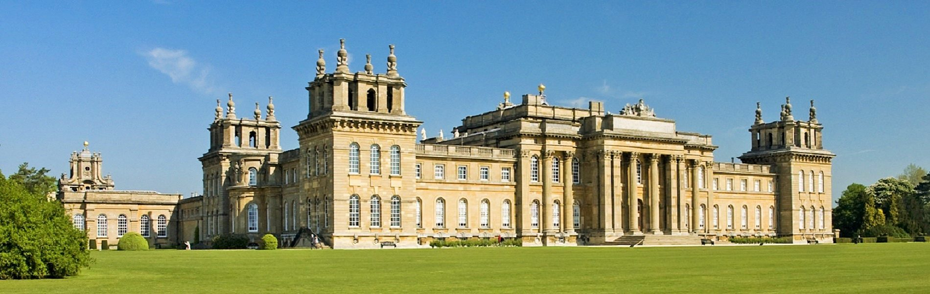 Tours of England - Blenheim Palace
