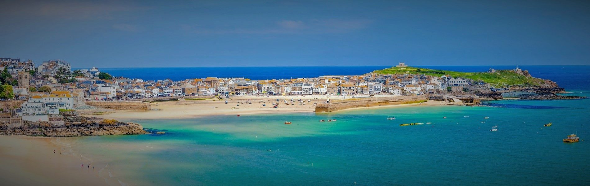 England Tours - St Ives Cornwall