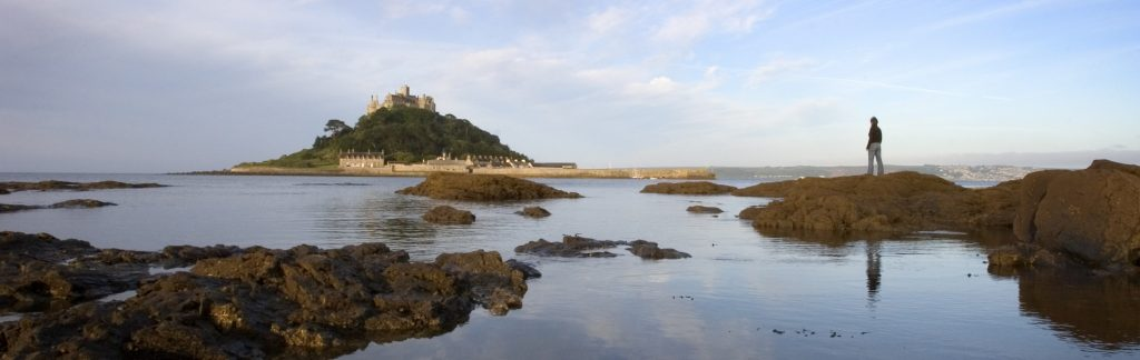 Tours of Cornwall - St Michaels Mount