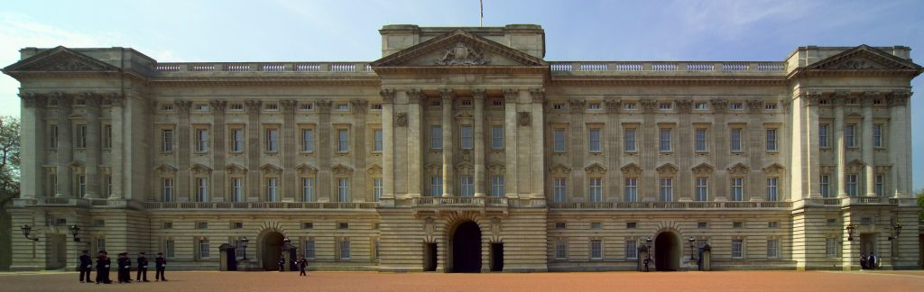 Tours of London - Buckingham Palace