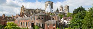 Tour of York England