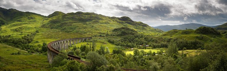 Tours of Scotland - Glenfinnan Viaduct