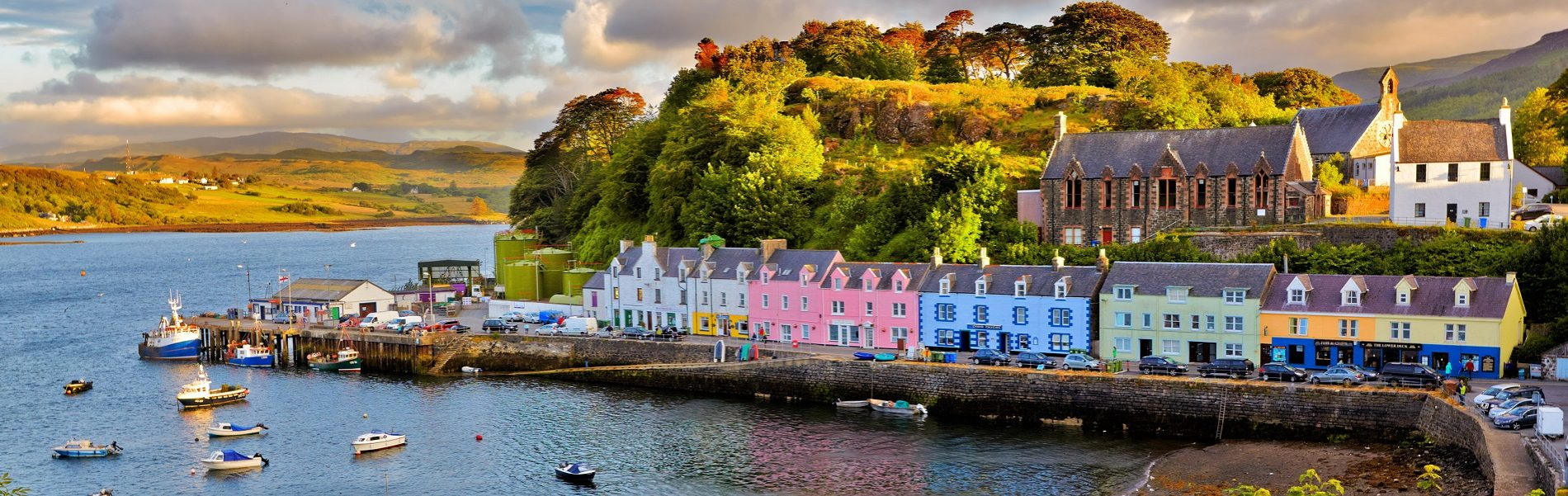 Scottish Island Tours