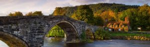 Tours of Britain - Conwy Bridge