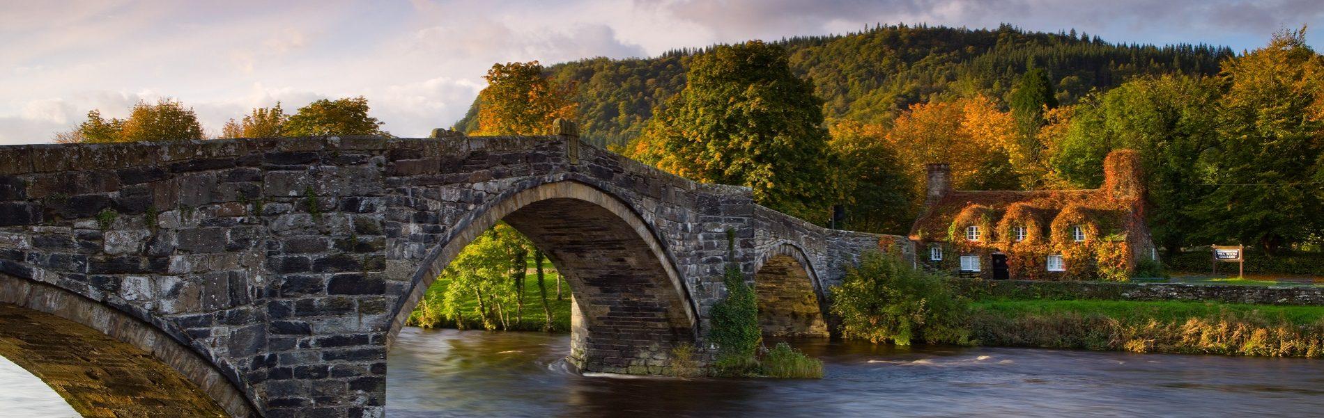 Tours of Britain - Conwy Bridge