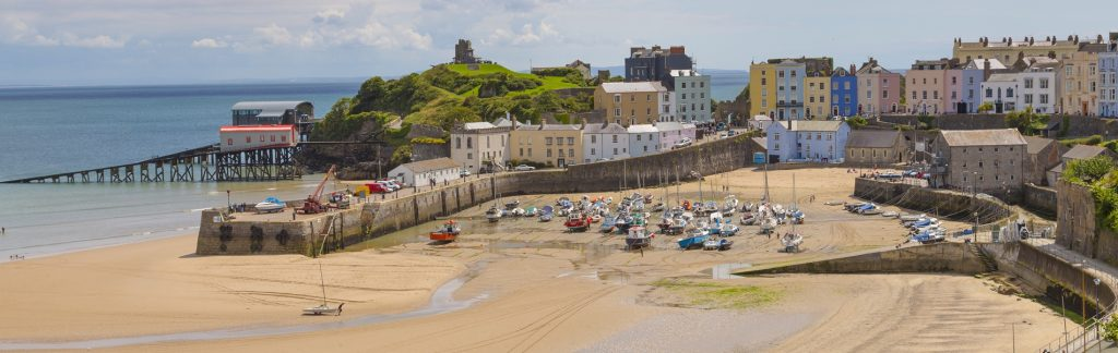Tours of Wales - Tenby