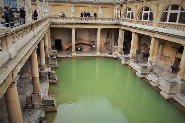 England Tour - Bath Spa