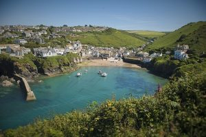 Cornwall Tours - Port Issac