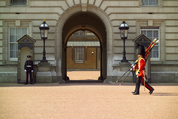 London Tours - Buckingham Palaca