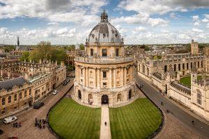 England Tour - Oxford