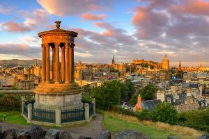 Scotland Tours - Edinburgh