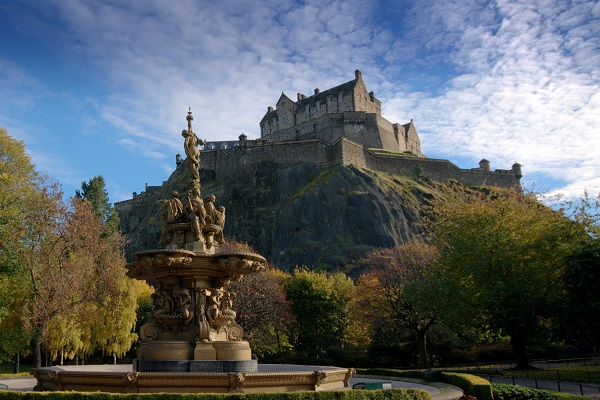 Scotland Tours - Edinburgh Castle