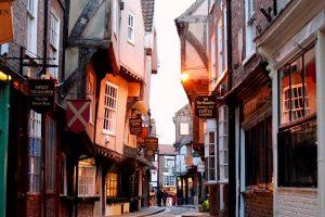 Rail Tour England - Shambles York