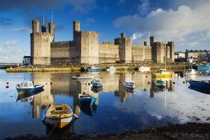 Castle Tours Wales - Caernarfon