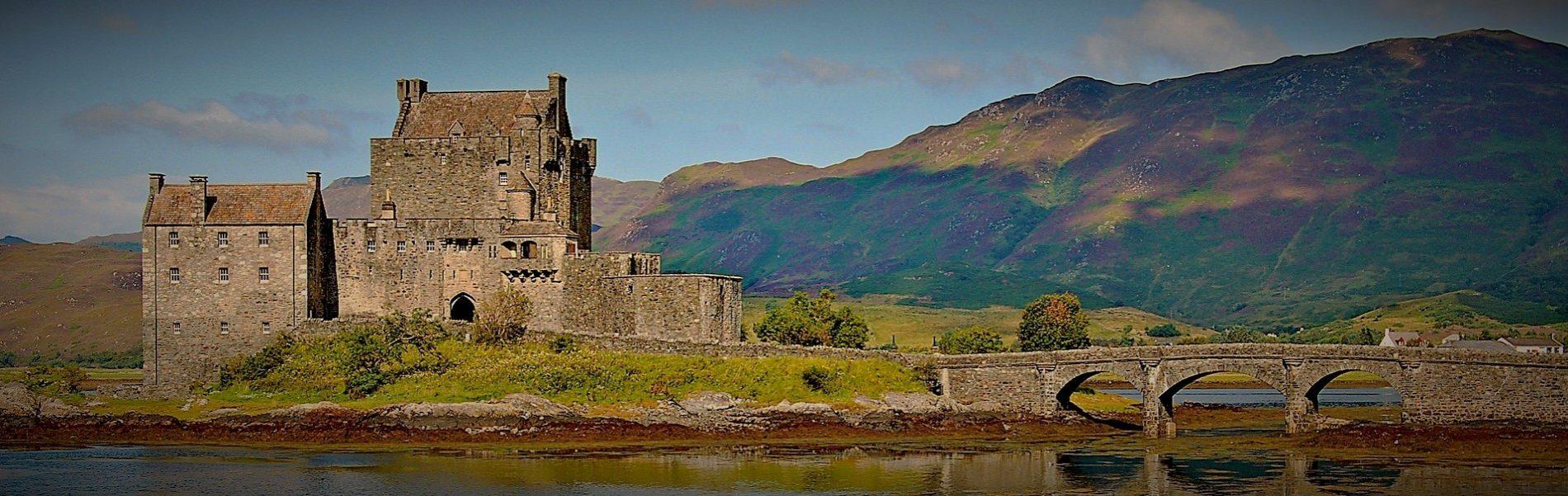 Scotland Tours - Eilean Donan
