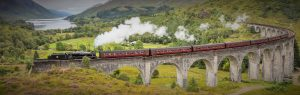 Scotland Rail Tours Glenfinnan