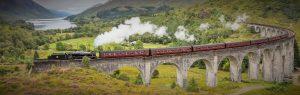 Scotland Rail Tours Glenfinnan
