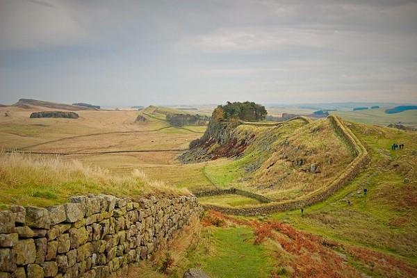 England Tours - Hadrian's Wall