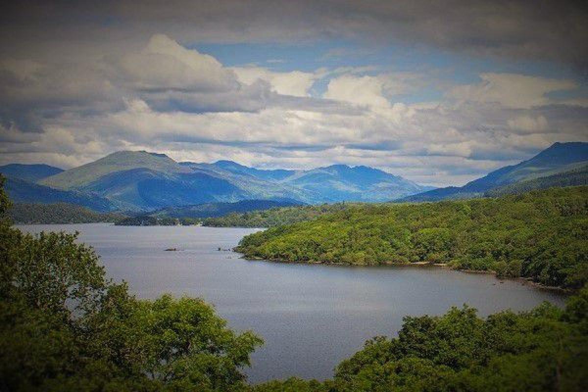 N Scotland Loch Lomond