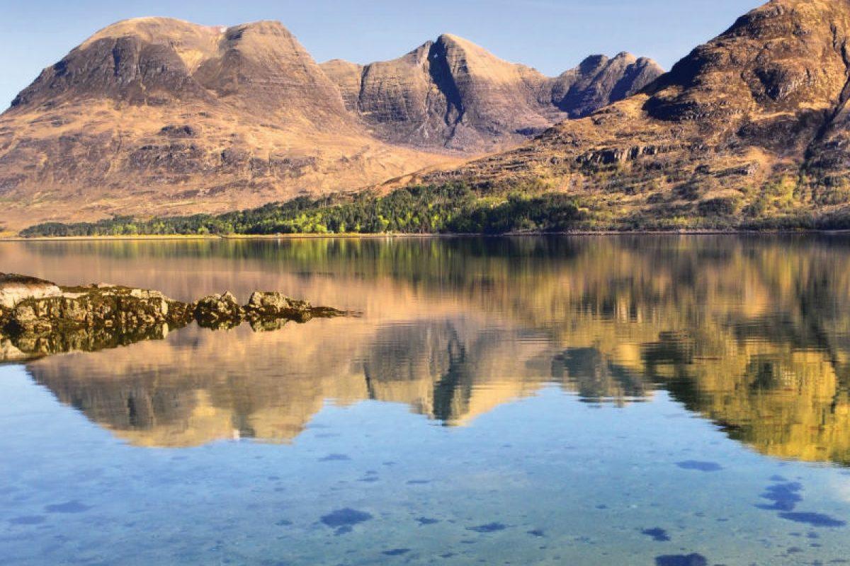 Torridon Hills, Scotland