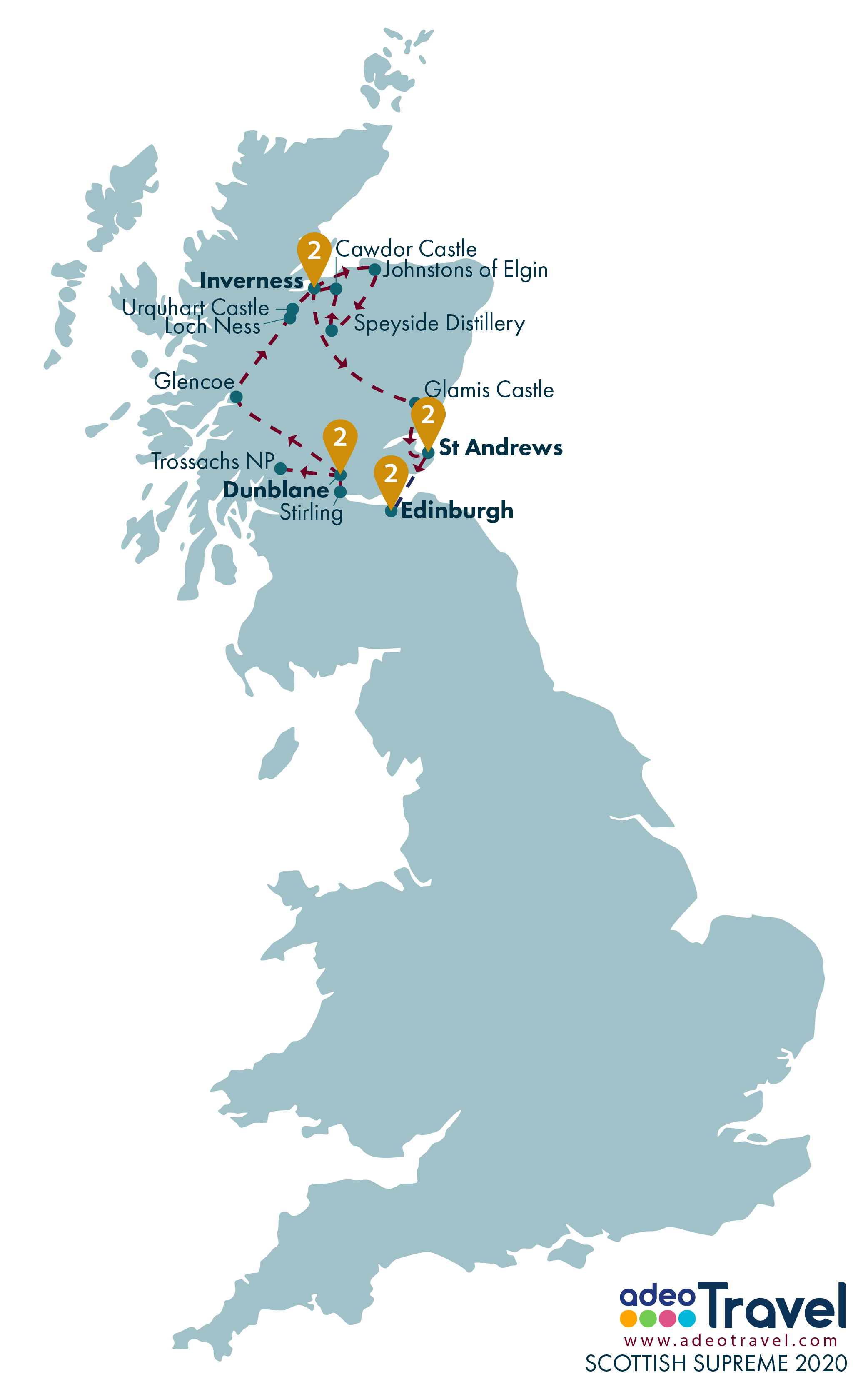 Map - Scottish Supreme 2020