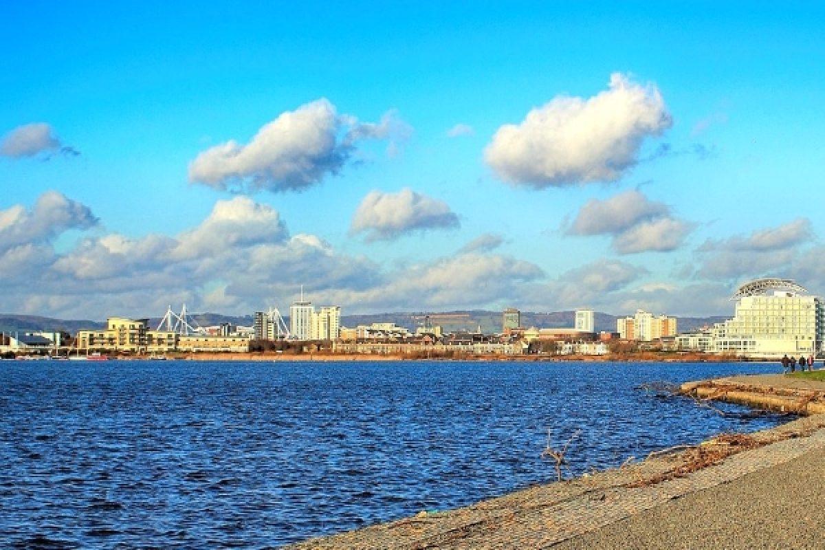 Cardiff Bay, Cardiff, Wales