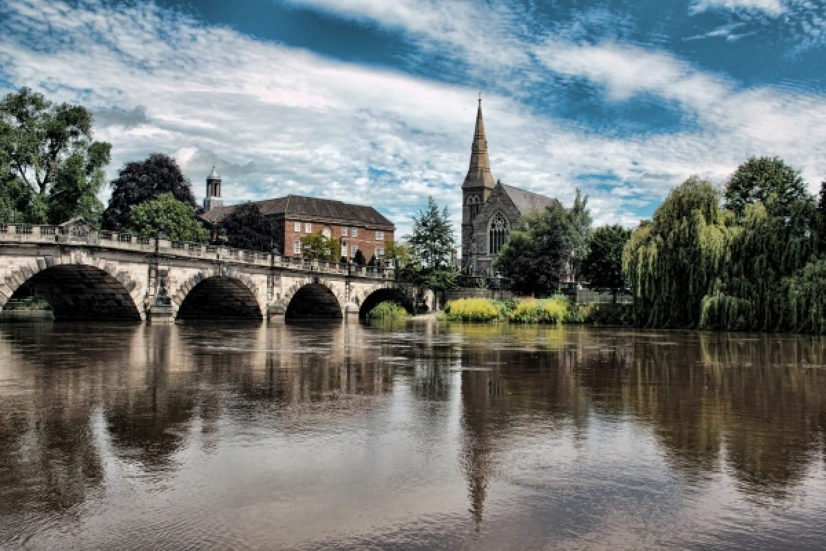 Shrewsbury, Wales