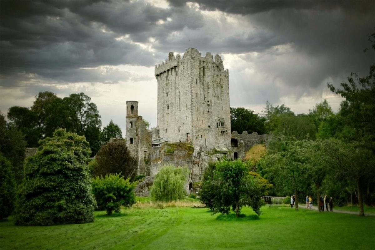 Blarney Castle, near Cork, Ireland