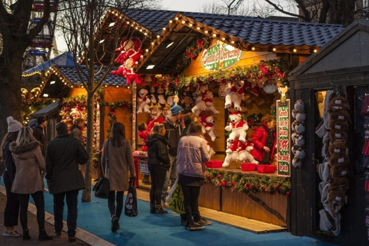 Christmas Markets in England