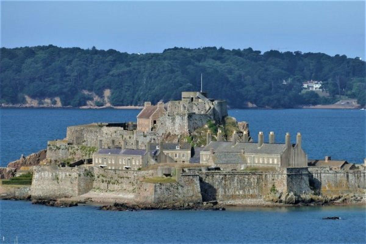 Elizabeth Castle, Jersey, Channel Islands, England