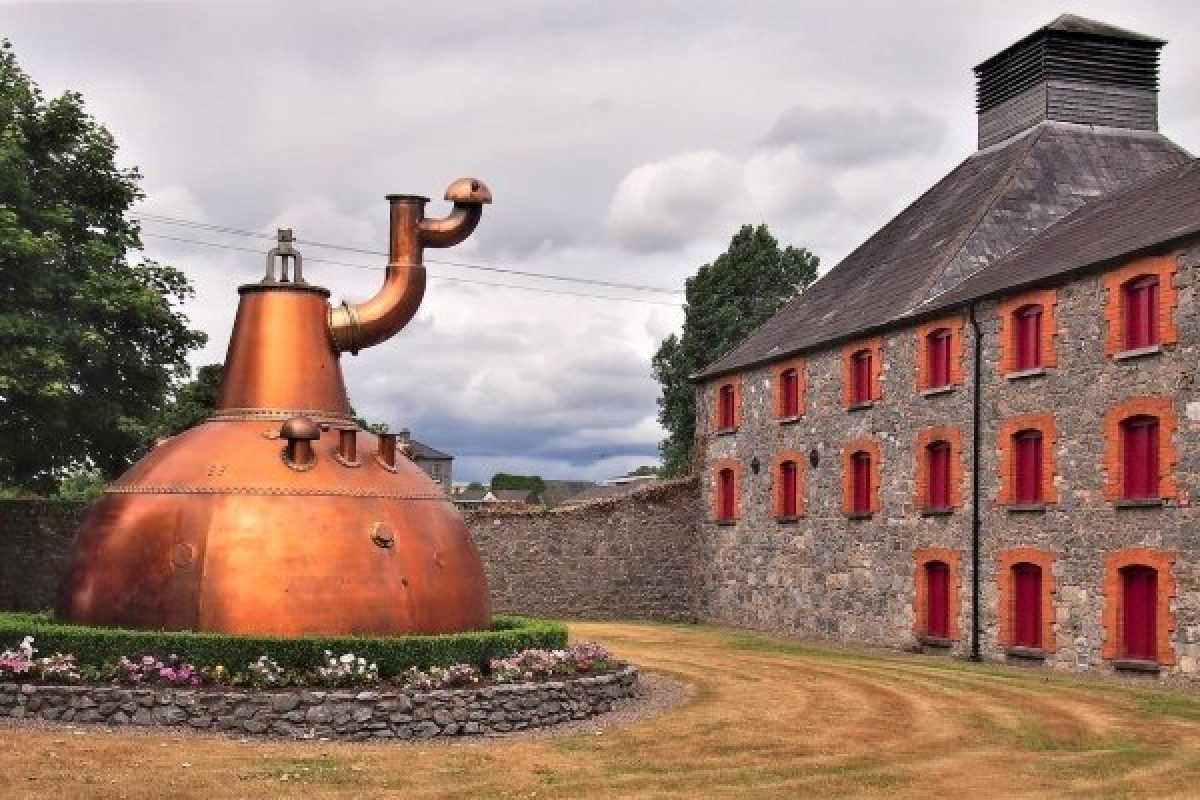 Jameson Distillery, Midleton, Ireland