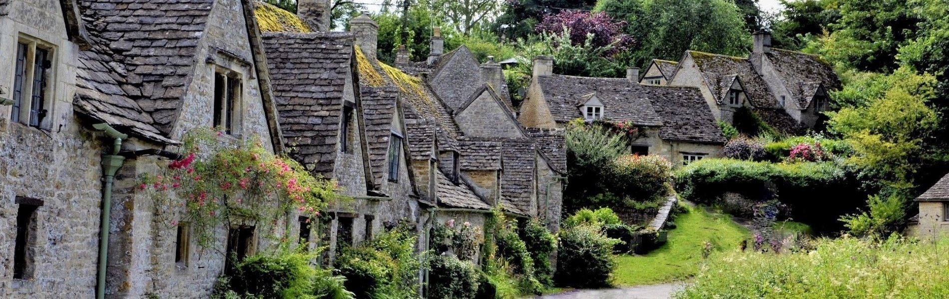 Bibury, Cotswolds, England