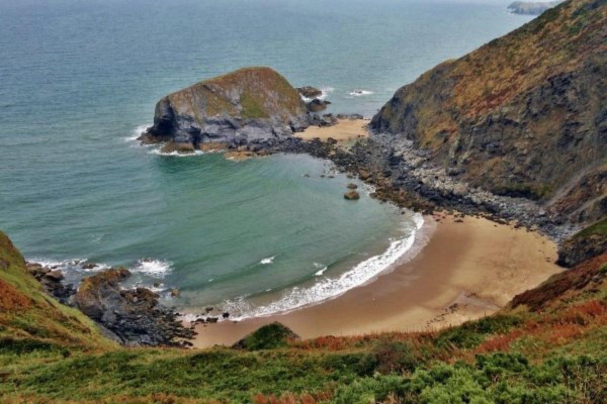 Cardigan Bay, Pembrokeshire, Wales