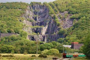 Slate Landscape, Wales